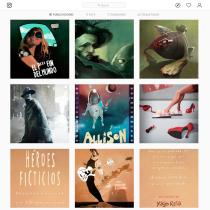 Mi nuevo Instagram. A Illustration & Instagram project by Antonio del Hoyo Ventura - 12.05.2019