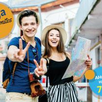 Viaja sin límites. Un proyecto de Mobile marketing y e-commerce de Rubencho - 16.12.2019