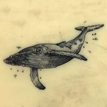 Mi Proyecto del curso: Tatuaje para principiantes. A Animation, 2D Animation, and Sketching project by Diego Durán Muñoz - 12.30.2019