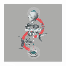 Mi Proyecto del curso: Collage digital para medios editoriales. A Illustration, Collage und Digitale Illustration project by Elias Flores - 07.01.2020