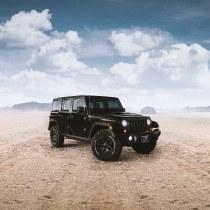 Jeep Moab. Um projeto de Criatividade e Design digital de Juan Delgado - 29.01.2020