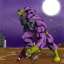 Mi Proyecto del curso: Dibujo a lápiz para cómics de superhéroes. Un proyecto de Diseño, Animación, Diseño de personajes, Cómic, Dibujo a lápiz, Dibujo e Ilustración digital de Braian Huenchupan - 05.02.2020