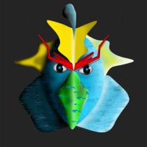 Mi Proyecto del curso: Ilustración para proyectos de animación y videojuegos. Un proyecto de Ilustración, Diseño de personajes, Escenografía, Ilustración digital, Videojuegos, Concept Art y Diseño digital de Erick Prieto - 06.02.2020