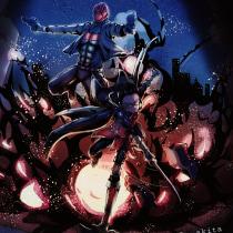 Mi Proyecto del curso: Ilustración para cómics: anatomía de un superhéroe. Um projeto de Ilustração, Comic, Desenho e Ilustração digital de LailaLimonTobu - 06.02.2020