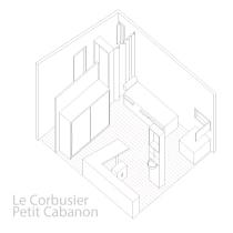 Mi Proyecto del curso: Introducción al dibujo arquitectónico en AutoCAD. Un proyecto de Diseño, Arquitectura, Arquitectura interior e Interiorismo de Cristina Hurtado de Mendoza - 07.02.2020