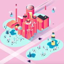 Mi Proyecto del curso: Ilustración y animación 2D de campañas digitales. Um projeto de Ilustração, Animação, Animação 2D, Ilustração digital e Design digital de Aina Peñas González - 08.02.2020