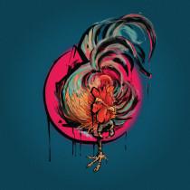 galloooooo. Un proyecto de Ilustración e Ilustración digital de Chito El - 25.02.2020