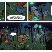 Mi Proyecto del curso: Introducción al cómic digital . Um projeto de Ilustração, Design de personagens, Comic, Desenho e Ilustração digital de Rafa Gámez - 28.02.2020