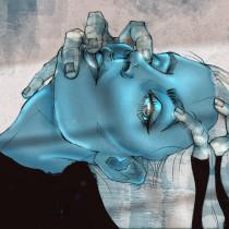 Mi Proyecto del curso: Ilustración: de la idea a la conceptualización. Un proyecto de Dibujo a lápiz y Dibujo de Retrato de Sandra Méndez Barrio - 04.03.2020