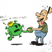 Mi Proyecto del curso: Idiosincrasia Panameña. Um projeto de Desenho e Ilustração digital de Carlos Ruíz - 17.03.2020