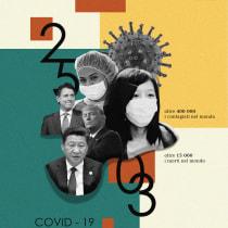 My project in Digital Collage for Editorials course. Un projet de Conception éditoriale, Collage et Illustration numérique de Chiara Bellemo - 25.03.2020