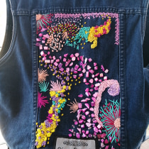 Mi proyecto final!!!. A Embroider project by chivasychunches - 03.27.2020