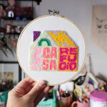 Mi casa, mi hogar. Un projet de Créativité , et DIY de nicoletti.isi - 29.03.2020