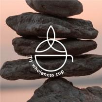 PROYECTO FINAL: My Wholeness Cup . Un proyecto de Br, ing e Identidad, Diseño editorial e Ilustración vectorial de Sabrina Marín Romero - 31.03.2020