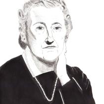 Mi Proyecto del curso: Introducción al retrato con tinta china y plumilla. Un proyecto de Dibujo de Retrato y Dibujo artístico de Juan Carlos García - 04.04.2020