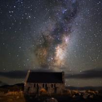 Mi Proyecto del curso: Introducción a la astrofotografía. A Photograph project by Fabian Seligmann - 04.05.2020