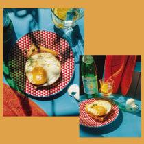 Desayuno en la Toscana. A Bildende Künste, Kreativität, Smartphonefotografie und Fotografische Komposition project by Juana Vergara - 06.04.2020
