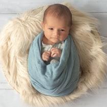 Mi Proyecto del curso: Introducción a la fotografía newborn. Un proyecto de Fotografía de Veronica Gomez Ibarra - 06.04.2020