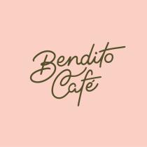 Bendito Café. Un progetto di Br, ing e identità di marca, Design di loghi, H , e lettering di Andrea Vega - 11.02.2020