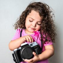 Mi Proyecto del curso: Fotografía de retrato con modelos inexpertos. A Fotografie, Fotoretuschierung und Porträtfotografie project by Astrid Pereira - 17.04.2020