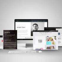 Mi Proyecto del curso: Portafolio, Be Responsive!. A Web Design, Web Development, CSS, and HTML project by Sergio Toro - 04.17.2020