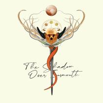 The Shadow Over Innsmouth - Portada del libro. Um projeto de Br, ing e Identidade, Colagem e Ilustração digital de Marco Vaccari - 18.04.2020