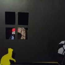 Cuento de Cortázar . Un proyecto de Animación de claude.castro - 26.04.2020