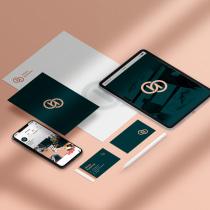 Mi Proyecto del curso: Creación de un logotipo original desde cero. Un progetto di Br, ing e identità di marca, Graphic Design , e Design di loghi di Albany Balliache - 28.04.2020