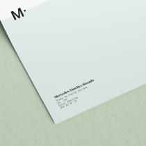Mi Proyecto del curso: Identidad corporativa bi y tridimensional. Un proyecto de Br, ing e Identidad y Diseño de logotipos de José María González - 29.04.2020