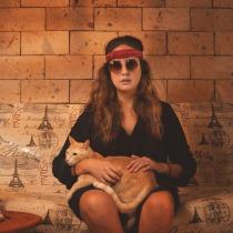 La loca de los gatos . Un progetto di Cinema, video e TV di Francesca Franchini - 03.05.2020