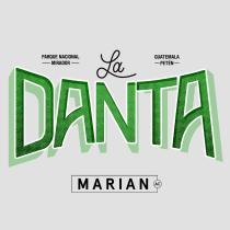Proyecto del Curso: La Danta (Guatemala/ Petén). Um projeto de Ilustração, Lettering digital e Desenho tipográfico de Marian Aldana - 08.05.2020