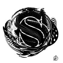 Mi Proyecto del curso: Diseño de letras y alfabetos con técnicas digitales. Un proyecto de Diseño gráfico de José Maldonado - 14.05.2020