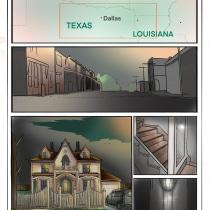 Mi Proyecto del curso: Capturando historias en cómics de fantasía. Un proyecto de Animación de g.sampedro - 25.05.2020