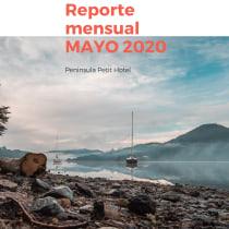 Mi Proyecto del curso: Introducción al community management Reporte mayo 2020. A Social Media project by Daiana Ryndycz - 30.05.2020