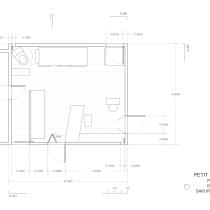 Mi Proyecto del curso: Introducción al dibujo arquitectónico en AutoCAD. Un projet de Architecture de Sakura Fujikawa - 31.05.2020