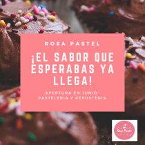 Proyecto Final: Rosa Pastel - Repostería y Pastelería. Un proyecto de Marketing Digital de Maria de la Paz Cardozo Sequeiros - 07.06.2020