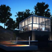 Proyecto: Representación de espacios arquitectónicos con 3D Studio Max / en mi caso Blender . A Architecture project by scarlov87 - 06.09.2020