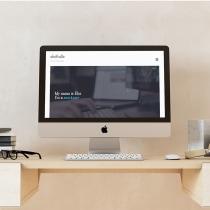 """Mi Portfolio Personal como Proyecto del Curso """"Creación de una web profesional con WordPress"""". Un proyecto de Diseño Web y Desarrollo Web de Eloi F Valle Urbina - 14.06.2020"""