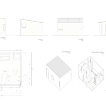 LE PETIT CABANON - PROYECTO DEL CURSO. Un projet de Architecture numérique de Valentina Lovera - 21.06.2020