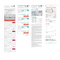 Mi Proyecto del curso: UX: prototipado y diseño de una app de comercio electrónico con Axure 8. Un projet de UI / UX de Estela Sánchez Fernández - 23.06.2020