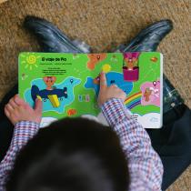 My project in Children's Illustration for Editorial Publications course. Un progetto di Illustrazione di Cynthia - 28.06.2020