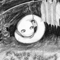 Mi Proyecto del curso: Ilustración y narrativa visual con grafito. Un proyecto de Ilustración y Dibujo a lápiz de San Dra - 04.07.2020