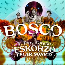 Telar Sónico. Vídeoclip animado para Bosco & Eskorzo. Um projeto de Animação, Design gráfico e Colagem de pedroj_canela - 11.03.2020