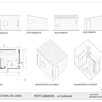 Mi Proyecto del curso: Introducción al dibujo arquitectónico en AutoCAD. Un proyecto de Arquitectura de Macarena Manrique Rivetti - 10.07.2020