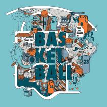 Bag of Tricks. A Illustration, Vector Illustration, and Digital illustration project by Raphael Libonati - 06.27.2020