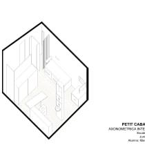 Mi Proyecto del curso: Introducción al dibujo arquitectónico en AutoCAD. Un projet de Architecture de Mariana Reyna - 10.07.2020