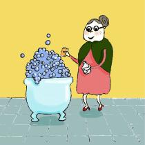 Las Aventuras de Rosita. Um projeto de Ilustração de anacarolinaalonsode - 15.07.2020