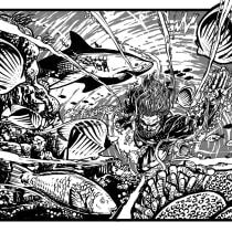 Meu projeto do curso: Capturando histórias em quadrinhos de fantasia. Un proyecto de Cómic de WENISKLEY SANTANA - 18.07.2020