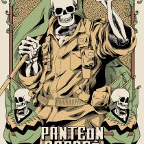 Ejército de Paz. A Design & Illustration project by José Montaño - 11.04.2019