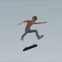 Mi Proyecto del curso: Animación avanzada de personajes 3D. Un proyecto de Animación de personajes y Animación 3D de Gustavo Díaz Ruiz - 22.07.2020